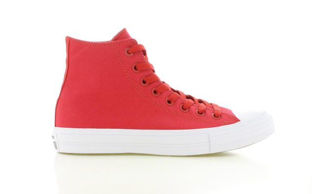 Converse All Star II High Red Heren