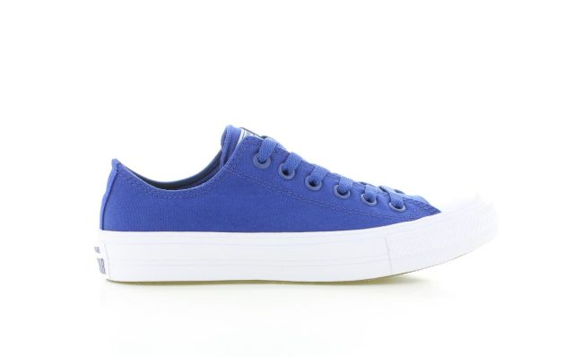Converse All Star II Low Blauw Heren
