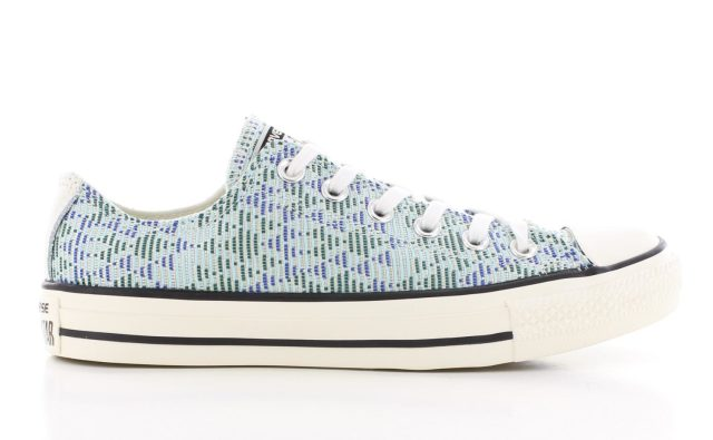 Converse All Star Low Raffia Weave Rebel Teal