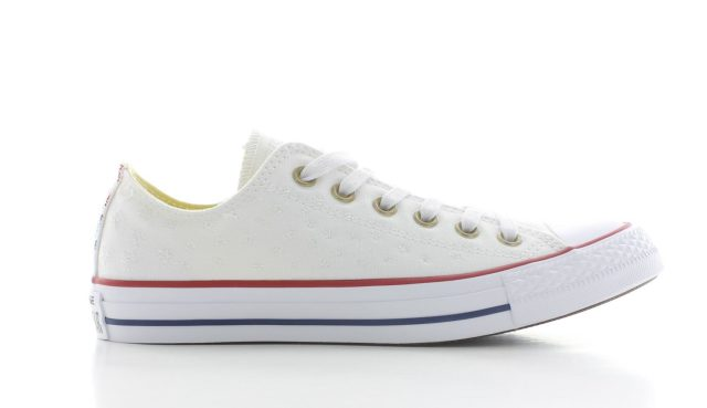 Converse All Star OX Specialty Wit Dames