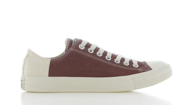 Converse Chuck Taylor All Star Ox Wit/Rood Heren