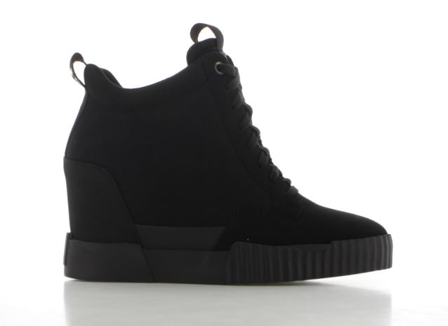 G-Star RAW Rackam Core Wedge Zwart Dames