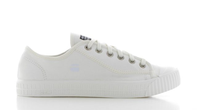 G-Star RAW ROVULC HB LOW Wit Heren