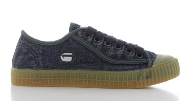 G-Star RAW ROVULC ROEL WASH LOW Blauw Dames