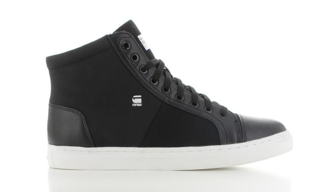 G-Star RAW Toublo Mid Black