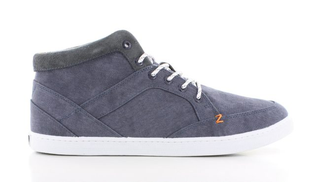 Hub Panama Fine Canvas Navy Heren