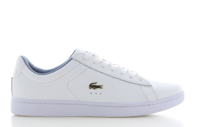 Lacoste Carnaby Evo Wit Dames