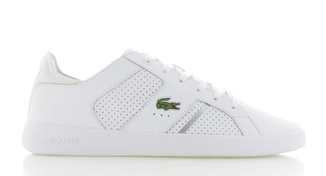Lacoste Novas CT Wit Heren