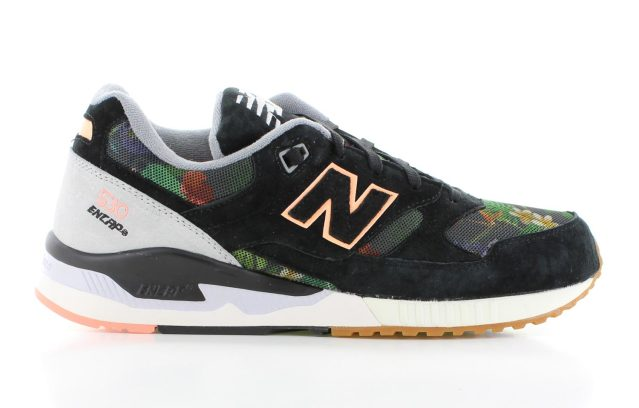 New Balance W 530 MOW Black Floral - Sneakers.nl 51d46444fe1