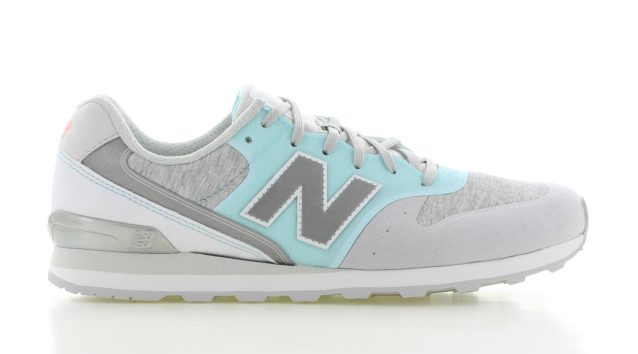 New Balance WR996 NOB Grey Mint Blue Dames