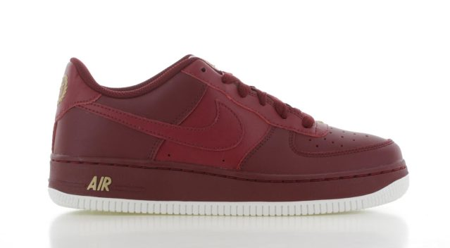 Nike Air Force 1 (GS) Rood