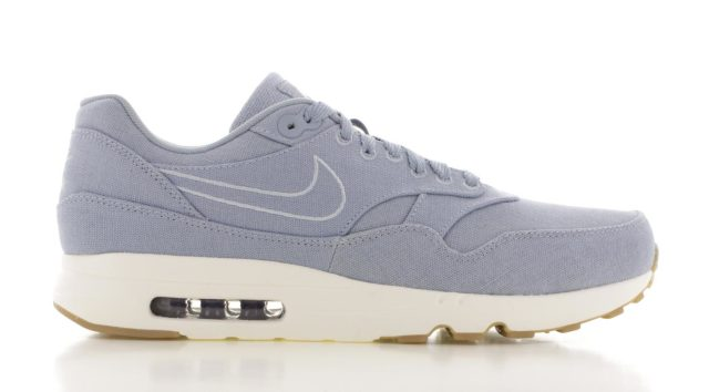 Nike Air Max 1 Ultra 2.0 Textiel Blauw Heren