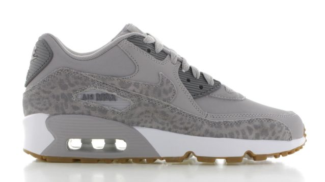 Nike Air Max 90 Leather SE Grijs
