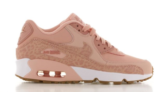 Nike Air Max 90 Leather SE Roze