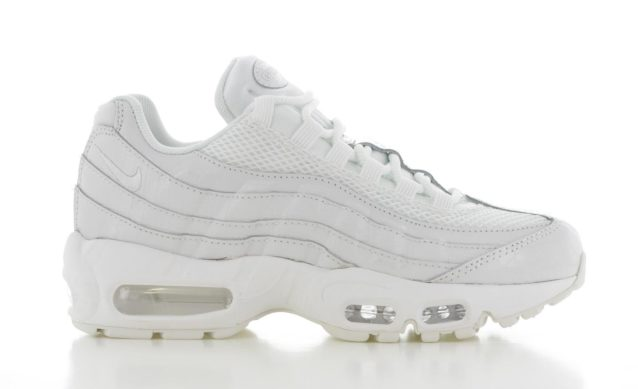 Nike Air Max 95 Premium Wit Dames