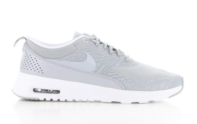 Nike Nike Air Max Thea Trainers In Metallic Navy Asos