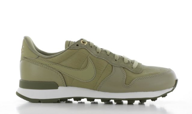 Nike Internationalist Premium Olijfgroen dames