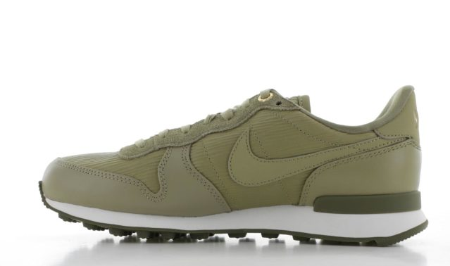 sports shoes 3e1ce 68da4 ... Nike Internationalist Premium Olijfgroen Dames ...