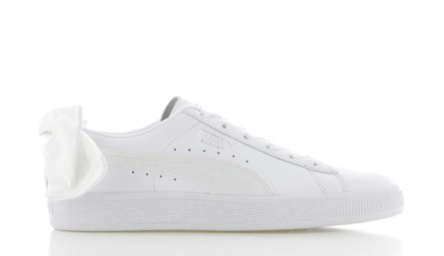 Puma Basket Bow Wit Dames