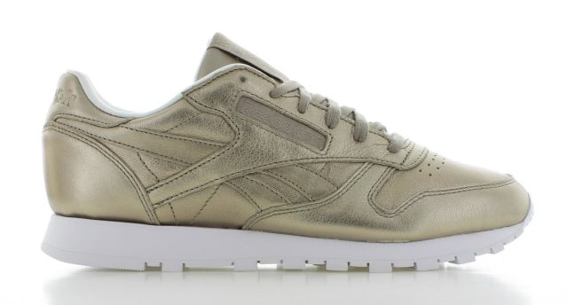 Reebok Classic Leather Gold Dames