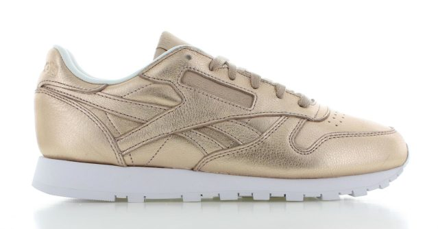 Reebok Classic Leather Rose Gold Dames