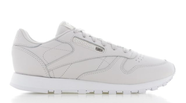 Reebok Classic Leather X FACE Lila/Grijs Dames
