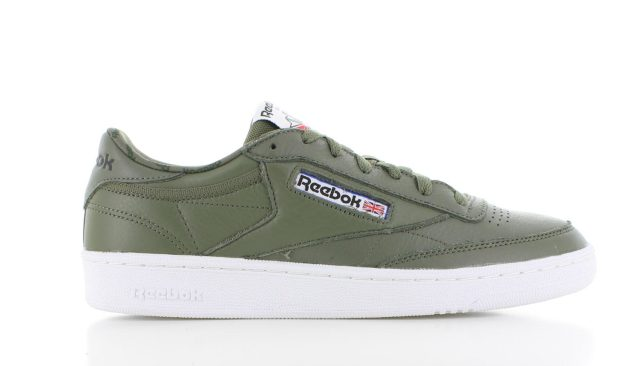 Reebok Club C 85 SO M Hunter Green Heren