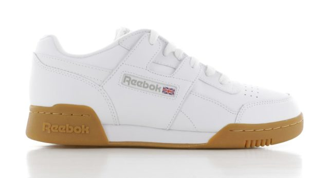 Reebok Workout Plus Wit Dames