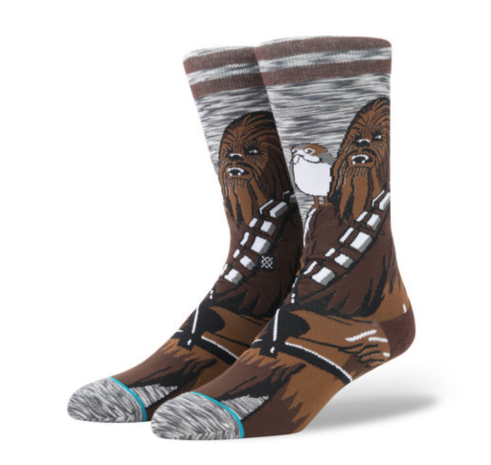 Stance Socks Starwars Chewie Pal