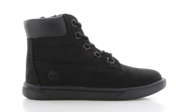 Timberland Groveton 6-Inch Lace Black Kinderen