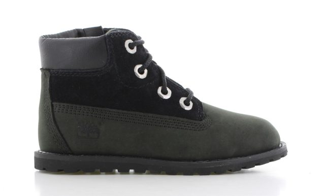 Timberland Pokey Pine 6-Inch Boot Black Kinderen