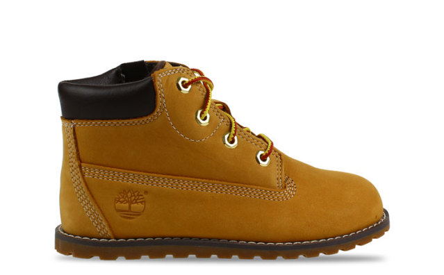 Timberland Pokey Pine 6 Inch Boot Camel Baby/Kinderen