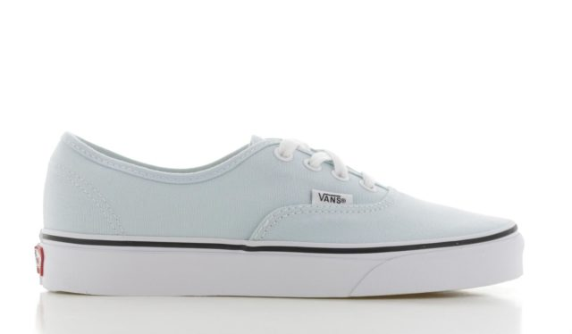 Vans Authentic Licht Blauw Dames