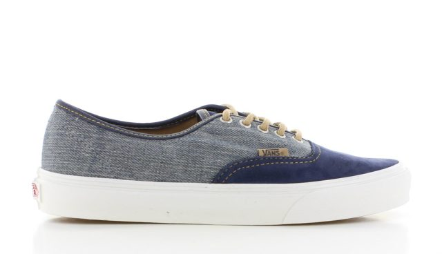 Vans Authentic Utilitarian Blue Heren