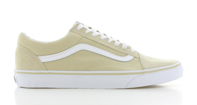 Vans Old Skool Pale Khaki Dames