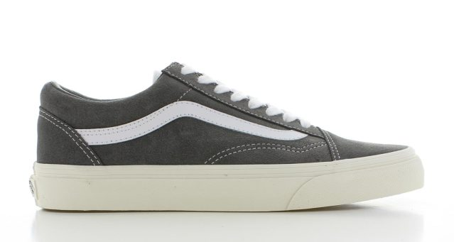 Vans Old Skool (Retro Sport) Gunmetal Grey Dames