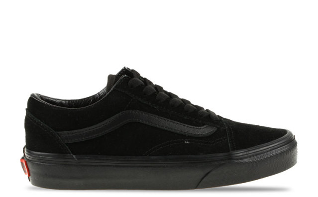 Vans Old Skool Triple Zwart Dames