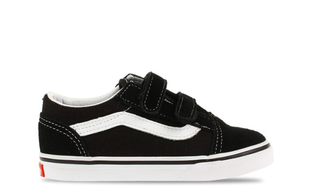Vans Old Skool Zwart/Wit Baby