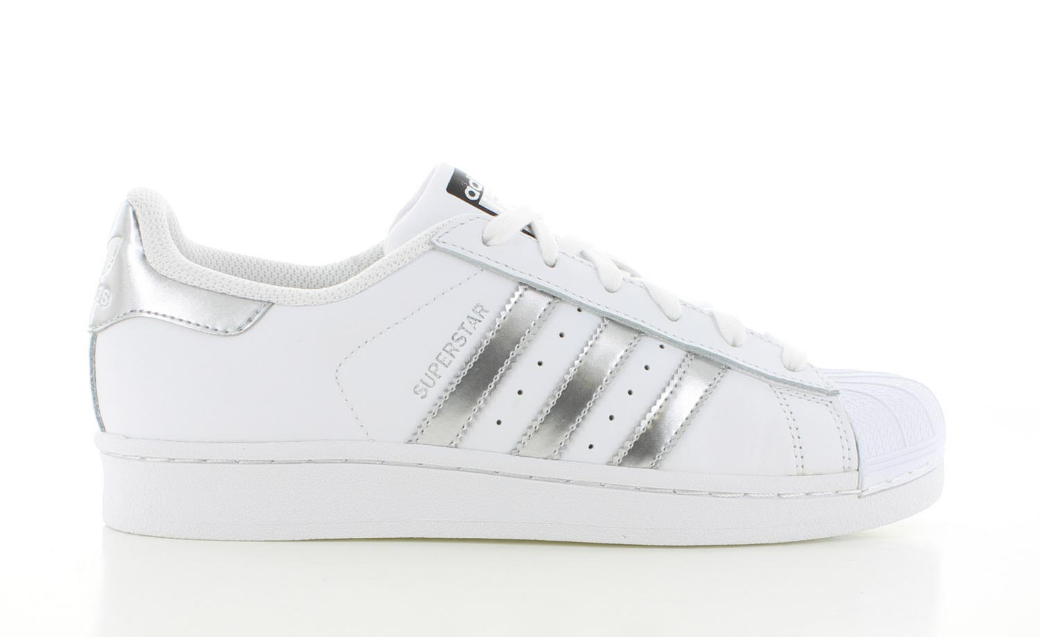 adidas wit superstar dames