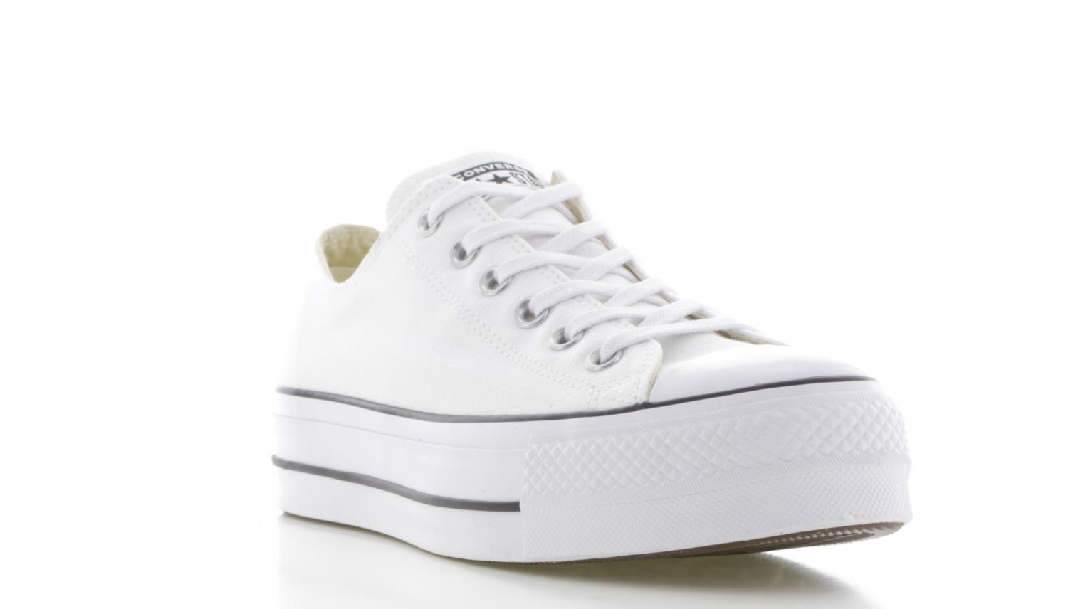 converse sneakers wit dames