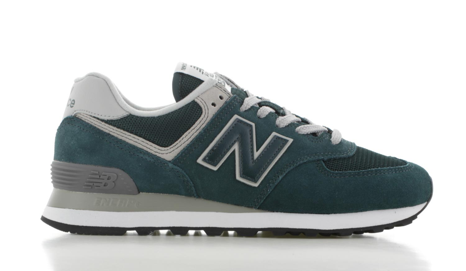 new balance 574 groen dames