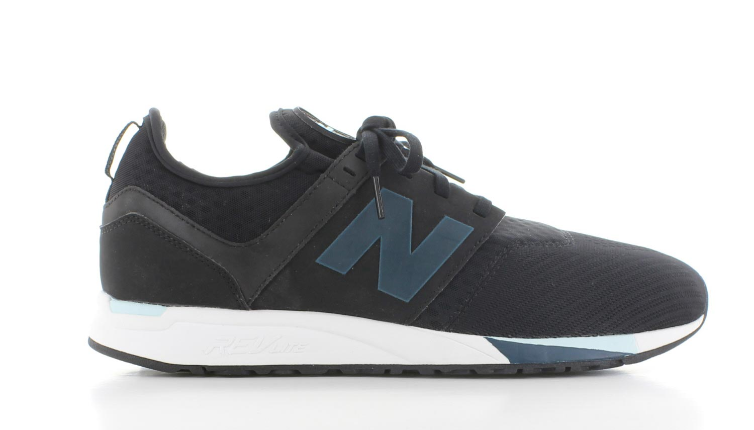 new balance zwart wit