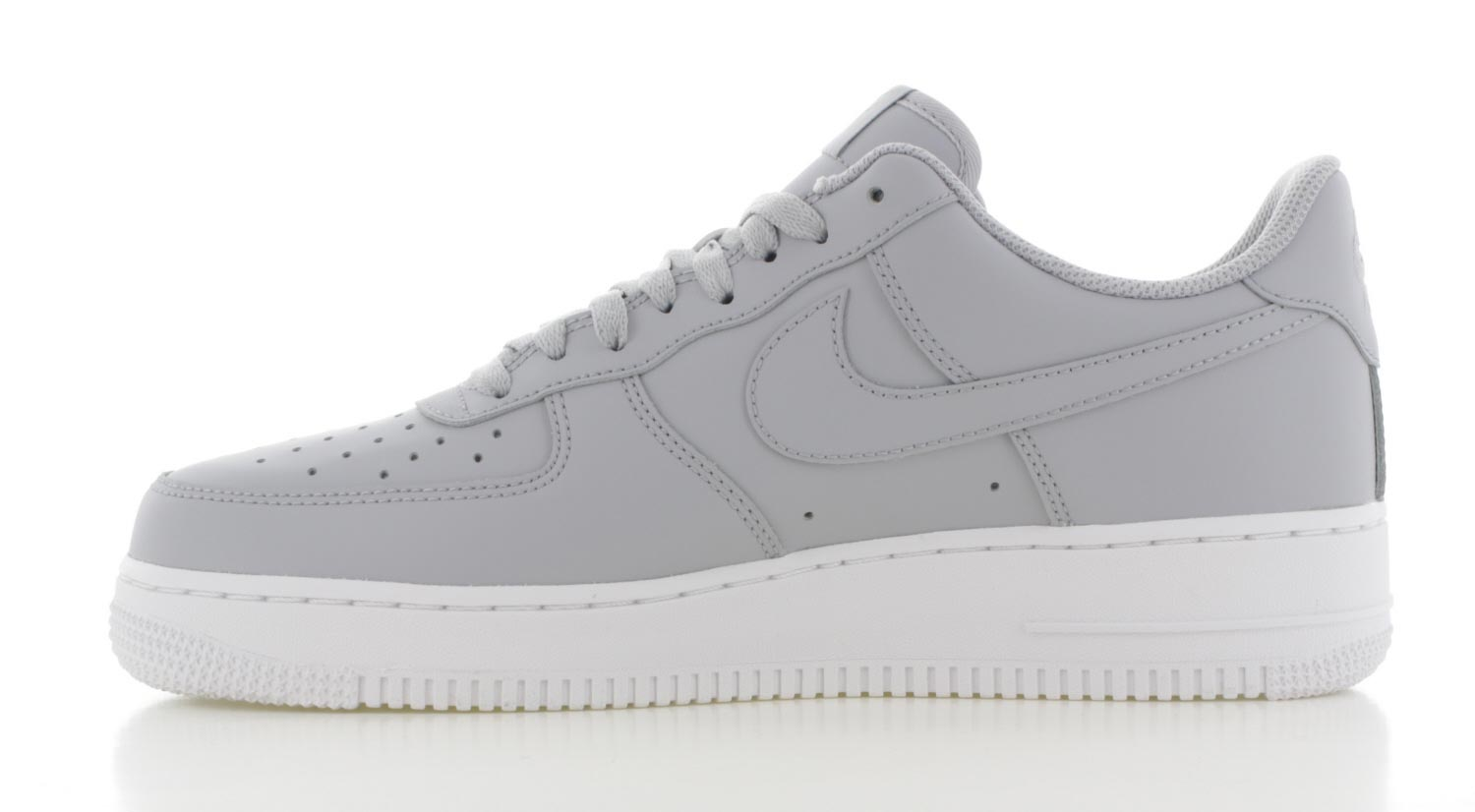 nike air force 1 07 heren zwart