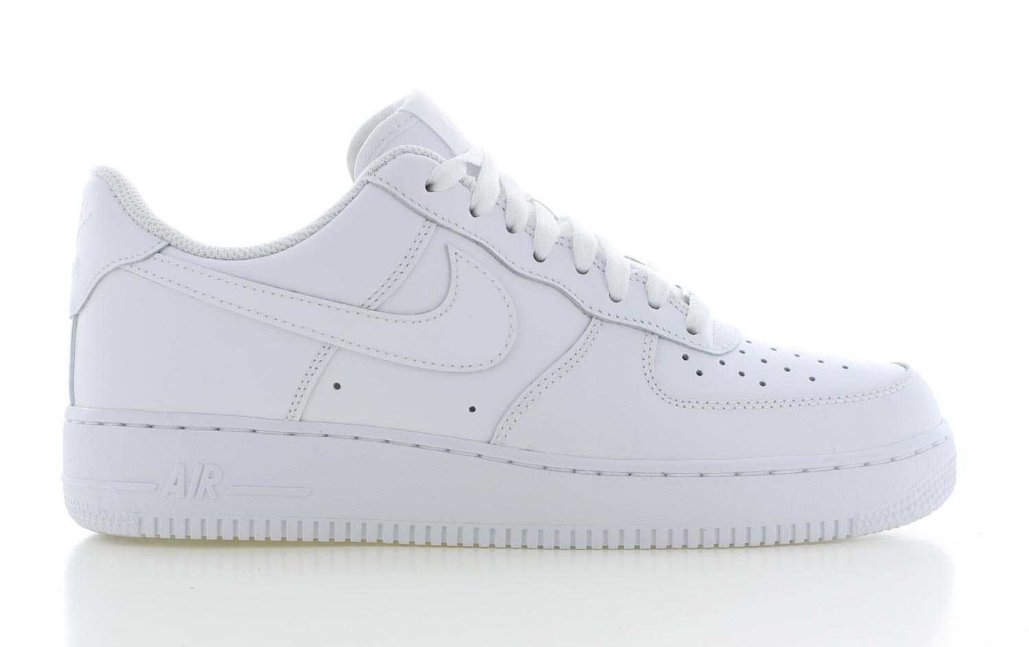 nike air force 1 07 zwart wit