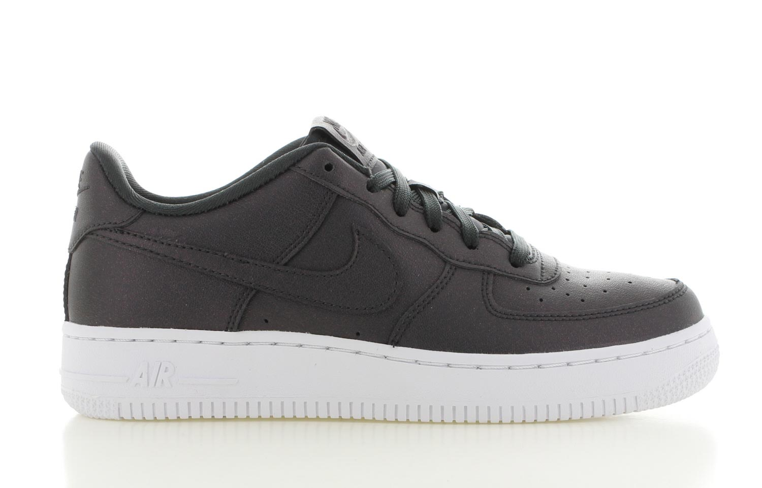 nike air force 1 zwart heren sale