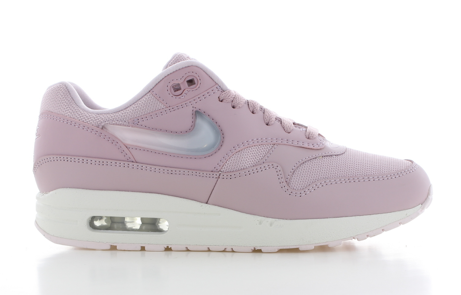 nike air max 1 dames roze