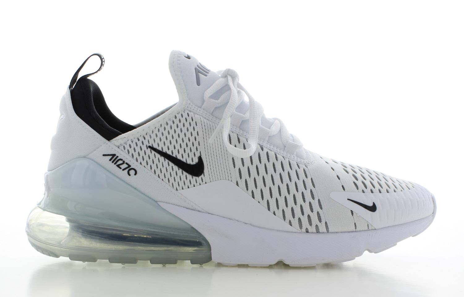 nike air max 270 wit zwart