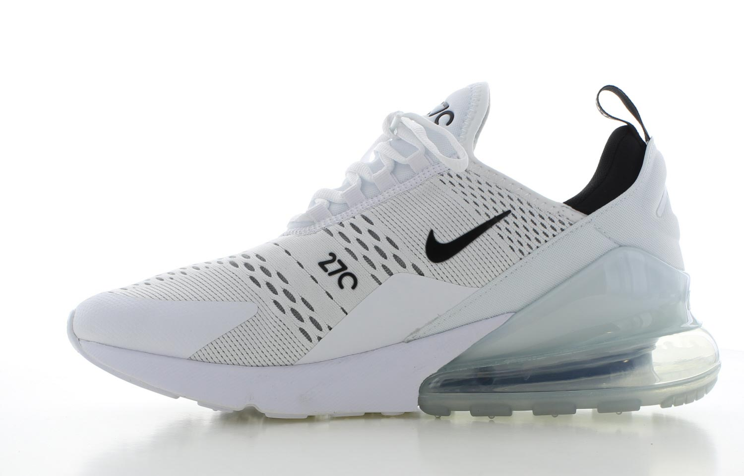 nike air max 270 dames zwart wit