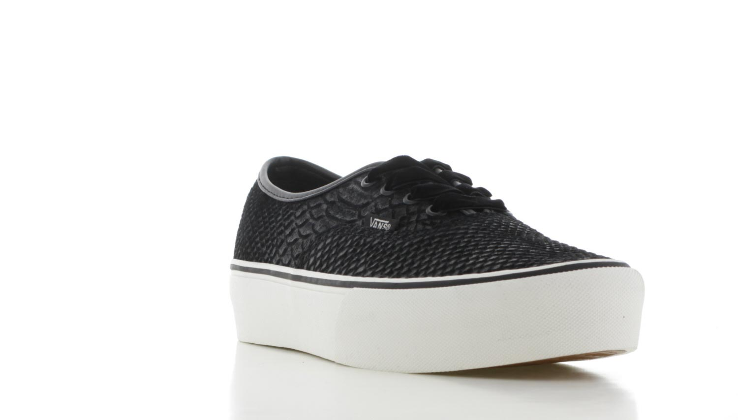 vans authentic wit leer