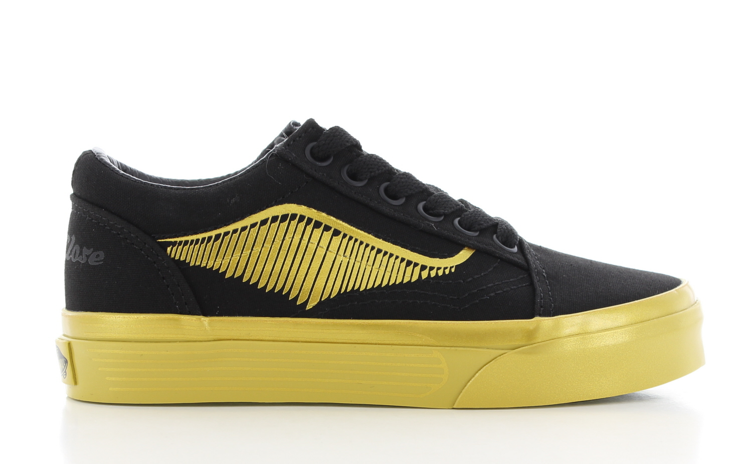 vans zwart junior